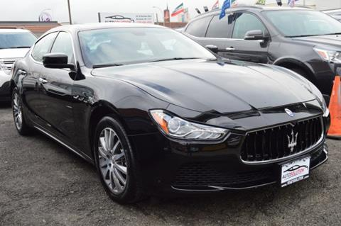 2014 Maserati Ghibli for sale in Long Island City, NY