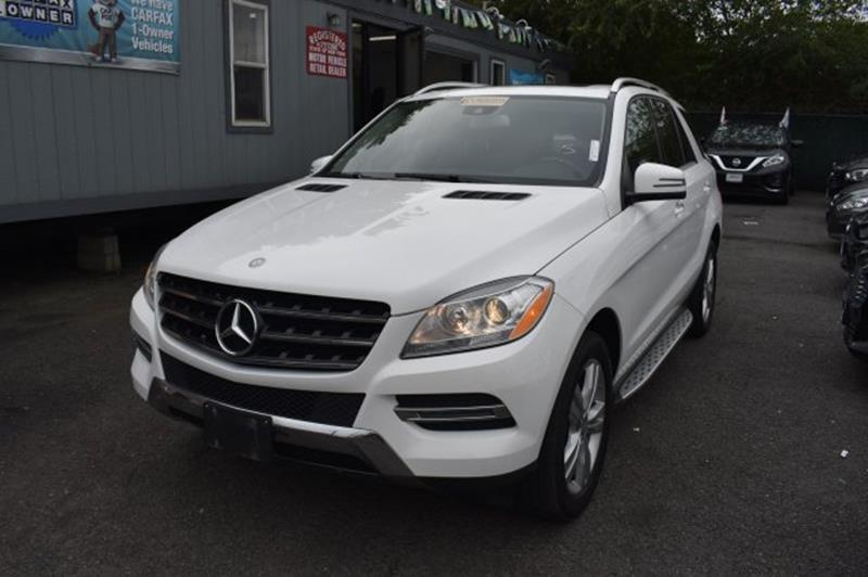 2015 Mercedes Benz M Class AWD ML 350 4MATIC 4dr SUV   Long Island