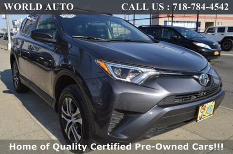 2016 Toyota RAV4 for sale in Long Island City, NY