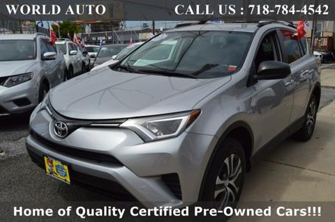2016 Toyota RAV4 for sale in Long Island City, NY