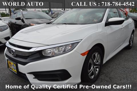 2018 Honda Civic for sale in Long Island City, NY