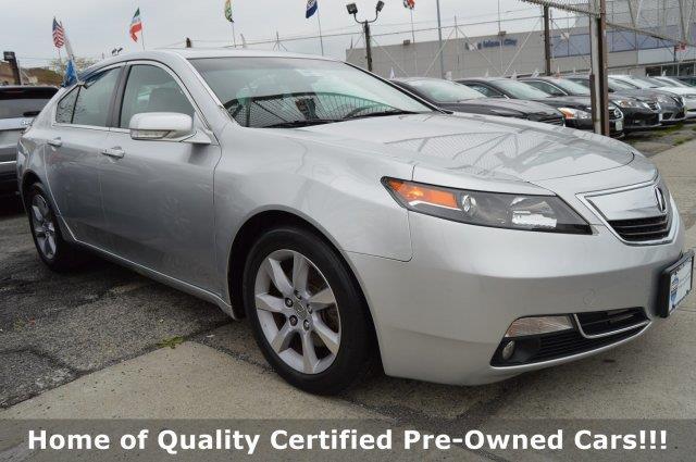 2014 Acura TL 4dr Sedan w/Technology Package - Long Island City NY