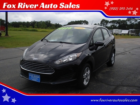 2018 Ford Fiesta for sale in Princeton, WI