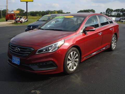 2016 Hyundai Sonata for sale in Princeton, WI