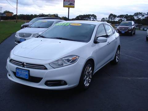 2016 Dodge Dart for sale in Princeton, WI