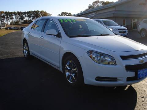 2012 Chevrolet Malibu for sale in Princeton, WI