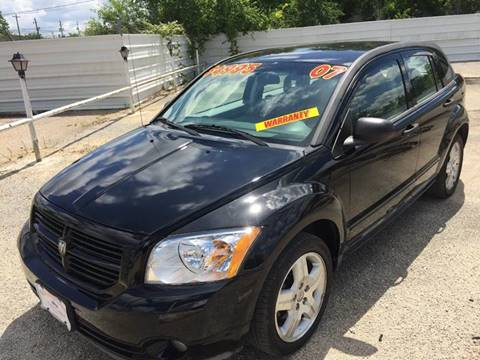 2007 Dodge Caliber for sale at Old Fashioned Way Auto Center in Pearland TX