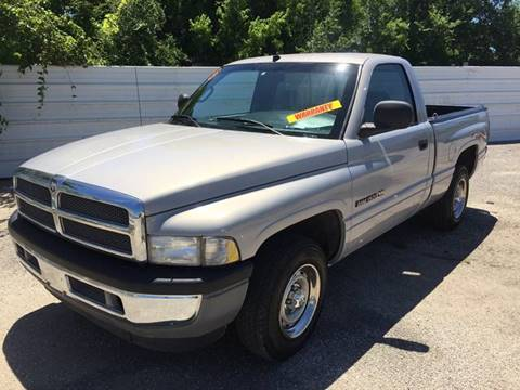2001 Dodge Ram Pickup 1500 for sale at Old Fashioned Way Auto Center in Pearland TX