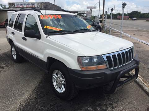 2000 Jeep Grand Cherokee for sale at Old Fashioned Way Auto Center in Pearland TX