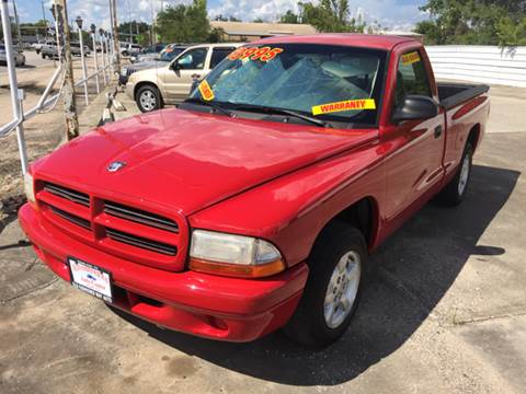 2001 Dodge Dakota for sale at Old Fashioned Way Auto Center in Pearland TX