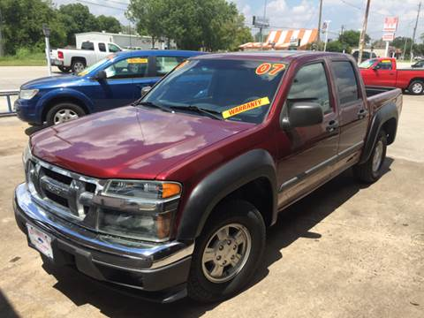 2007 Isuzu i-Series for sale at Old Fashioned Way Auto Center in Pearland TX