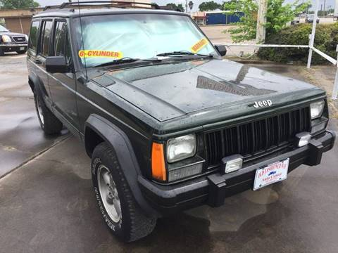 1996 Jeep Cherokee for sale in Pearland, TX
