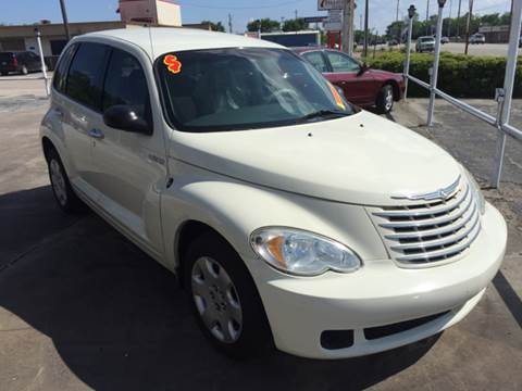 2006 Chrysler PT Cruiser for sale at Old Fashioned Way Auto Center in Pearland TX
