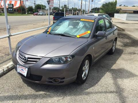 2004 Mazda MAZDA3 for sale at Old Fashioned Way Auto Center in Pearland TX