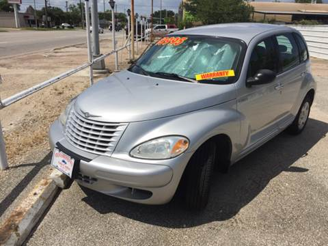 2004 Chrysler PT Cruiser for sale at Old Fashioned Way Auto Center in Pearland TX