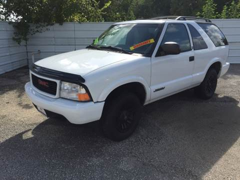 2001 GMC Jimmy for sale at Old Fashioned Way Auto Center in Pearland TX