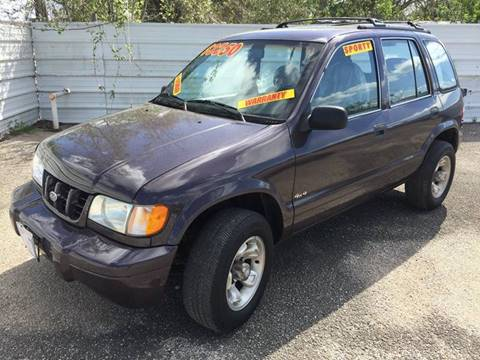 1998 Kia Sportage for sale at Old Fashioned Way Auto Center in Pearland TX