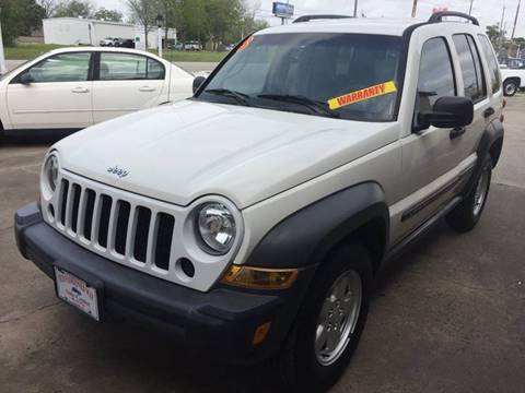 2006 Jeep Liberty for sale at Old Fashioned Way Auto Center in Pearland TX