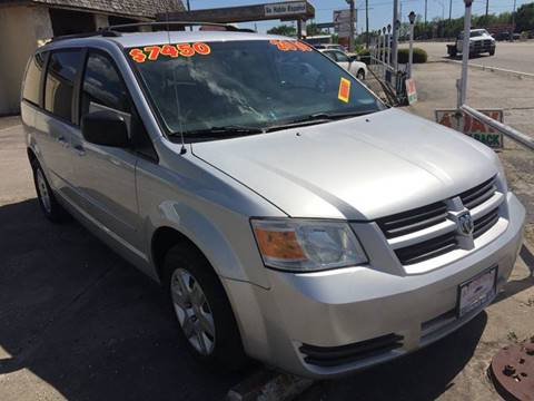 2010 Dodge Grand Caravan for sale at Old Fashioned Way Auto Center in Pearland TX