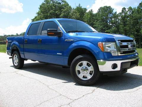 Used Ford Trucks >> Used Ford Trucks For Sale In Greenwood Sc Carsforsale Com