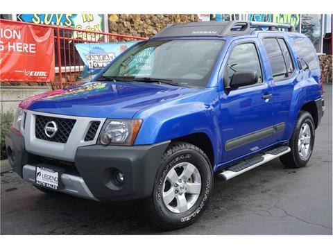 2013 Nissan Xterra for sale in Burien, WA