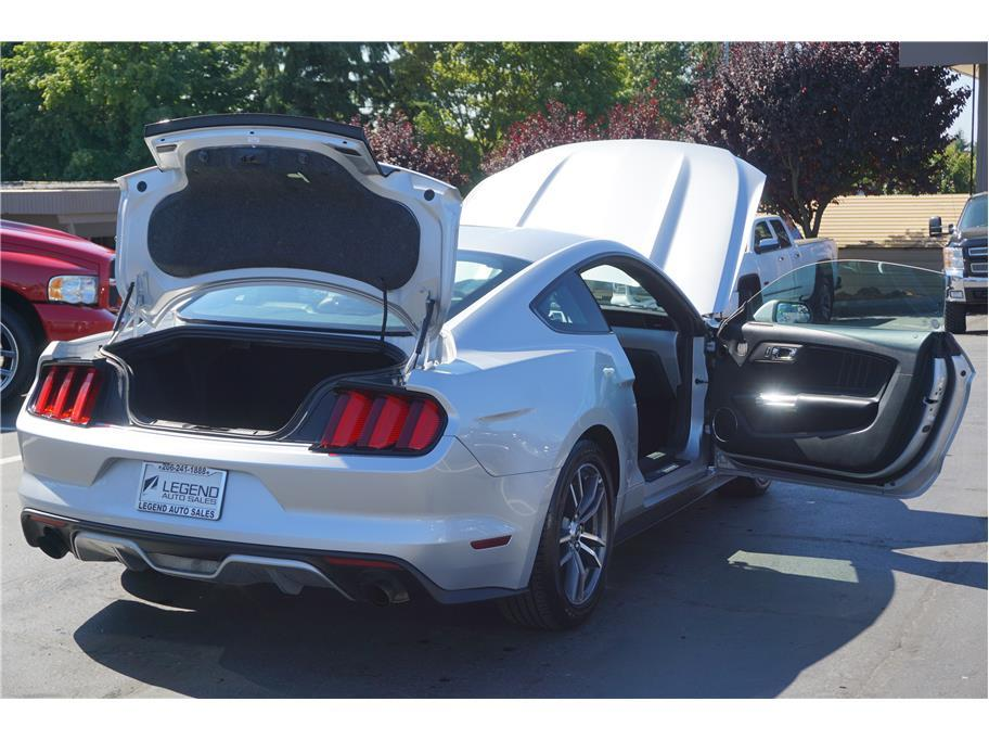 2015 Ford Mustang EcoBoost Premium Coupe 2D - Burien WA