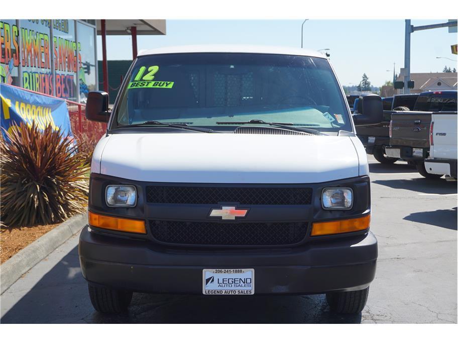 2012 Chevrolet Express Cargo 1500 3dr Cargo Van - Burien WA