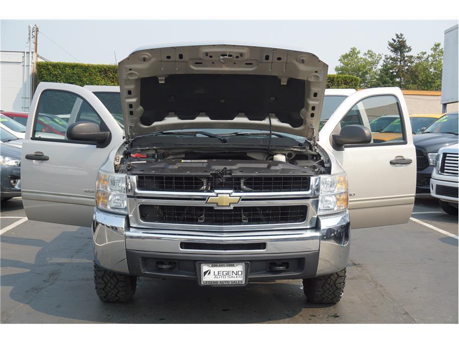 2009 Chevrolet Silverado 2500HD LT Pickup 4D 6 1/2 ft - Burien WA