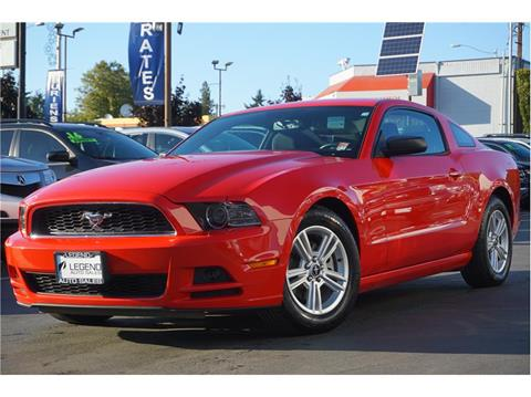 2014 Ford Mustang for sale in Burien, WA