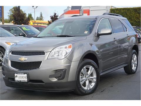 2012 Chevrolet Equinox for sale in Burien, WA