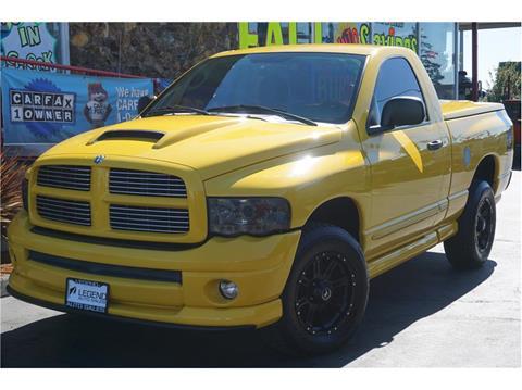 2005 Dodge Ram Pickup 1500 for sale in Burien, WA