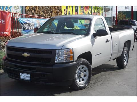 2010 Chevrolet Silverado 1500 for sale in Burien, WA