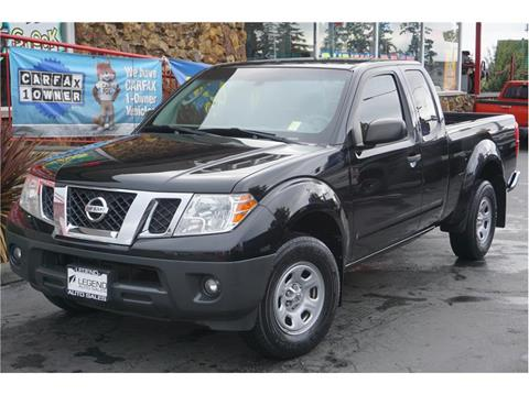 2011 Nissan Frontier for sale in Burien, WA