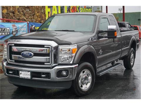 2011 Ford F-250 Super Duty for sale in Burien, WA