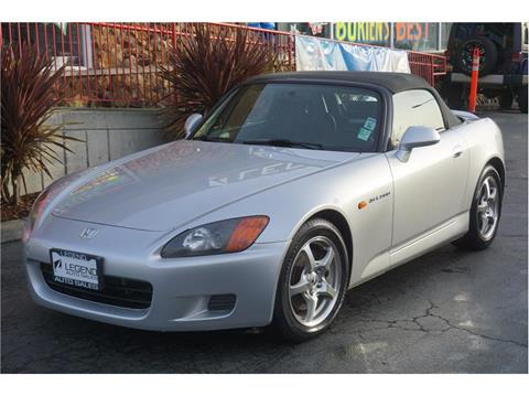 2002 Honda S2000 for sale in Burien, WA