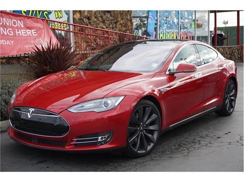 2015 Tesla Model S for sale in Burien, WA