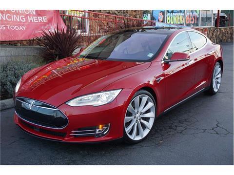 2016 Tesla Model S for sale in Burien, WA