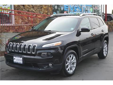 2015 Jeep Cherokee for sale in Burien, WA
