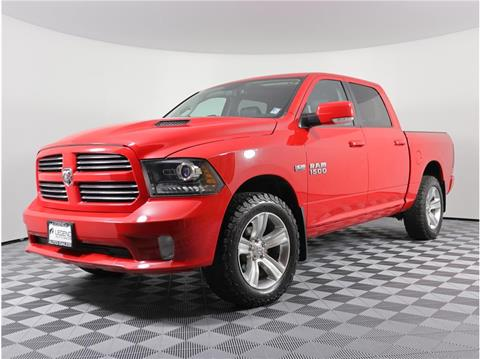2016 RAM Ram Pickup 1500 for sale in Burien, WA