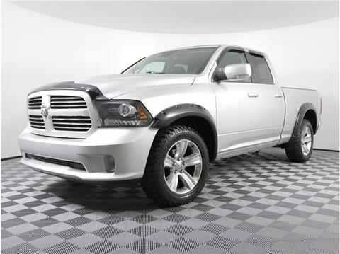 2013 RAM Ram Pickup 1500 for sale in Burien, WA