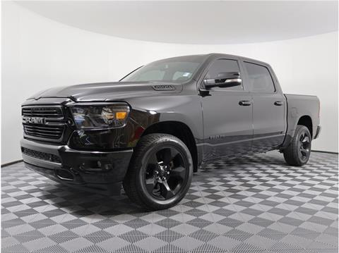 2019 RAM Ram Pickup 1500 for sale in Burien, WA