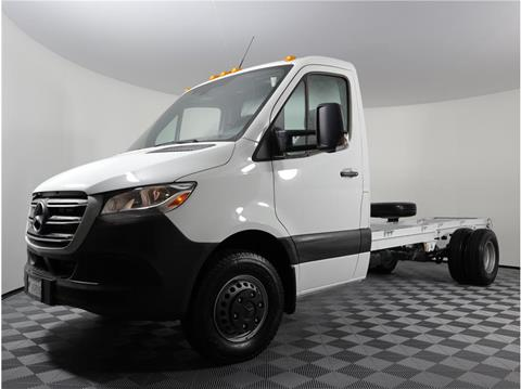 2019 Mercedes-Benz Sprinter Cab Chassis for sale in Burien, WA