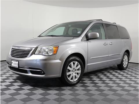 2014 Chrysler Town and Country for sale in Burien, WA