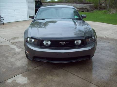 2011 Ford Mustang for sale in Gasport, NY