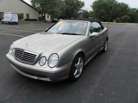 2003 Mercedes-Benz CLK for sale in Roselle, IL