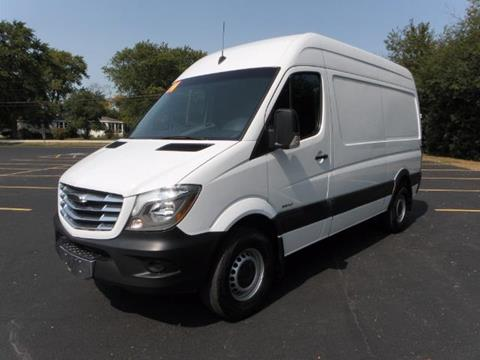 2014 Mercedes-Benz Sprinter for sale in Roselle, IL