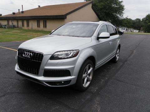 2010 Audi Q7 For Sale In Illinois Carsforsale