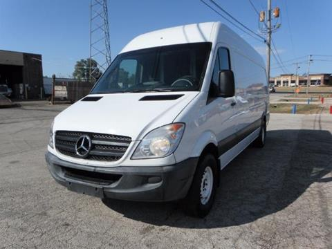 2012 Mercedes-Benz Sprinter Cargo for sale in Roselle, IL