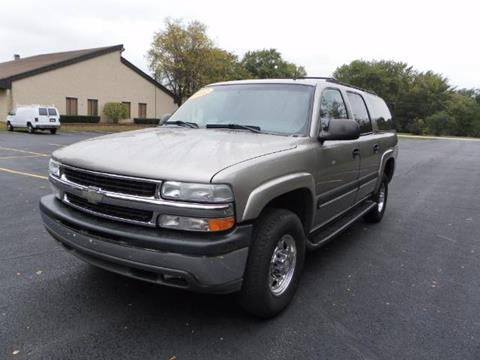 2002 Chevrolet Suburban for sale in Roselle, IL