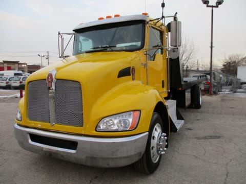 2009 Kenworth T270 for sale in Roselle, IL